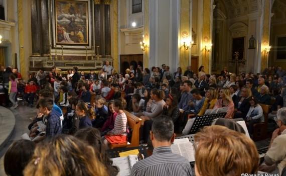 San Lorenzo Martire - AVVIO ANNO CATECHISTICO - DSC_8565