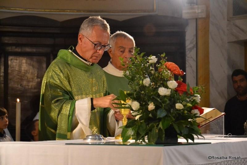 San Lorenzo Martire - AVVIO ANNO CATECHISTICO - DSC_8621