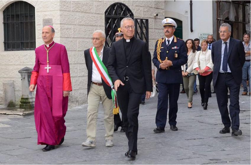 San Lorenzo Martire - Mons Alfredo Di Stefano - Non si ancora spento