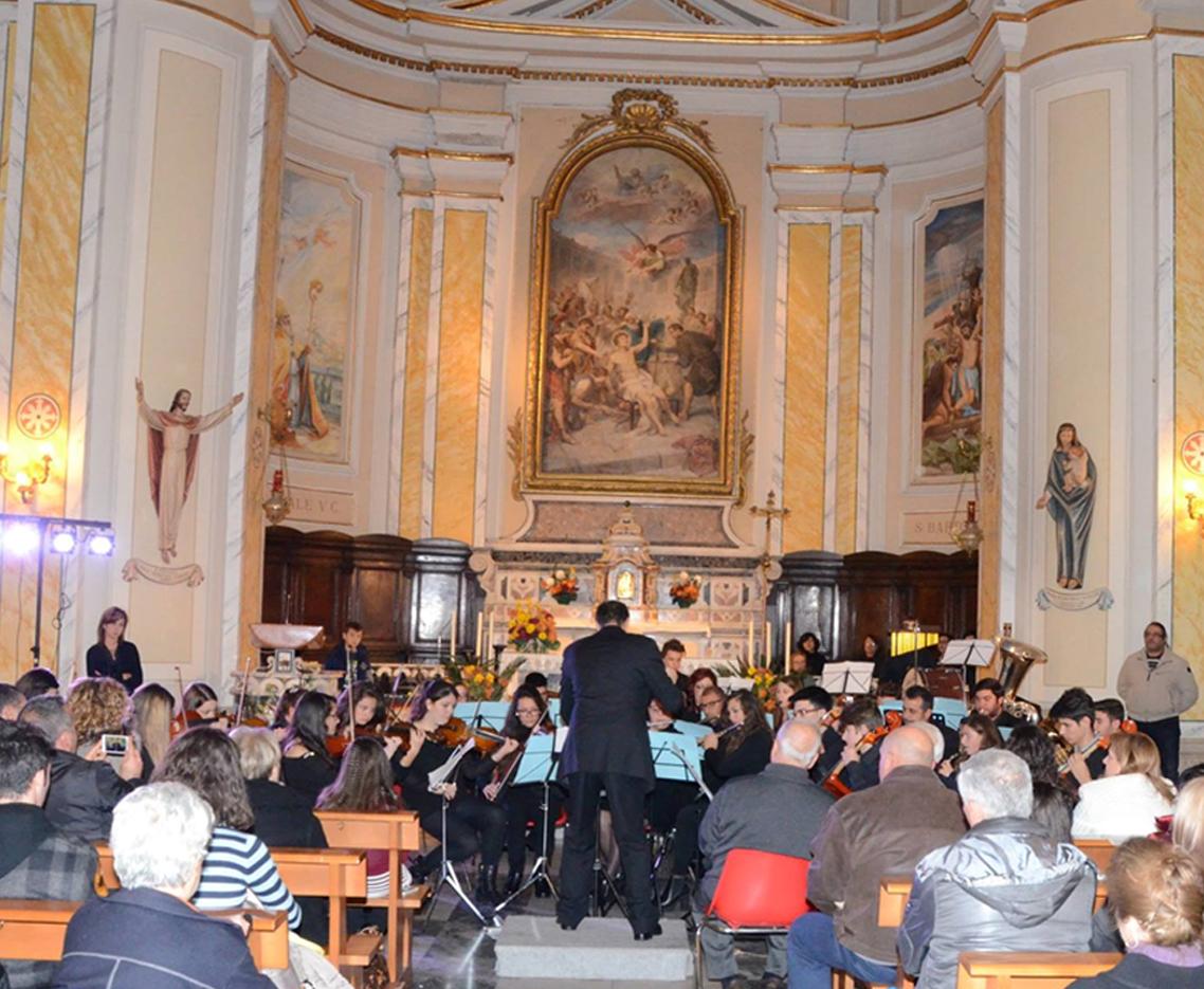 San Lorenzo Martire ® - 15_11 22 - Concerto Santa Cecilia - 000