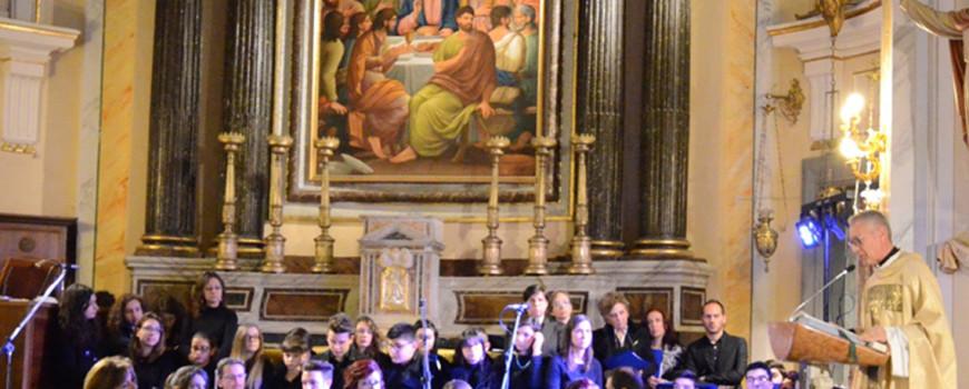 San Lorenzo Martire ® - 15_11 22 - Concerto Santa Cecilia - 001