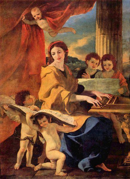 San Lorenzo Martire - 15_11 16 - Cantate a Dio con arte nel giubilo - Santa Cecilia