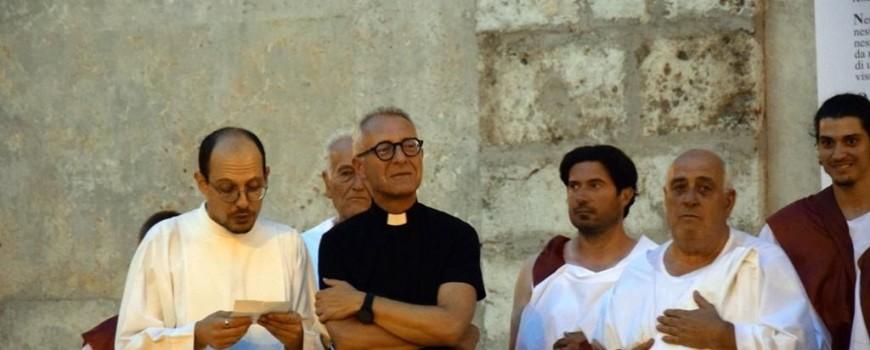 San Lorenzo Parrocchia - Sacra rappresentazione del martirio di Lorenzo - FaceBook - 020