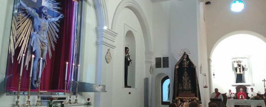 San Lorenzo Parrocchia - Esaltazione della Croce nella Chiesa di Sant Antonio - 002