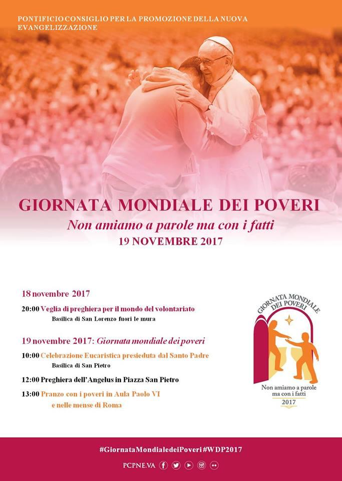 San Lorenzo Parrocchia - Giornata Mondiale dei poveri - FaceBook - 012