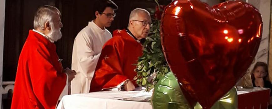 PENTECOSTE 2018 05 23 - Le Foto della Cerimonia - San Lorenzo Martire Parrocchia - Copertina