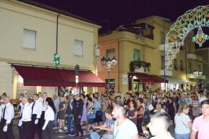 2018 07 06 - San Lorenzo Parrochia Isola Liri - Messa Vestizione Confratelli Processione - 011