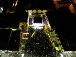 2018 07 08 - San Lorenzo Parrochia Isola Liri - Foto Fuochi D'artificio festa Santissimo Crocifisso - 004