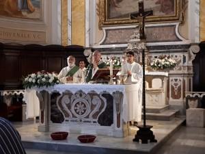 2018 09 16 - San Lorenzo Parrochia Isola Liri - XXIV domenica del tempo ordinario -Chi sono io per te - 000