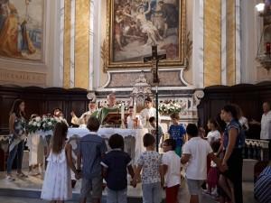 2018 09 16 - San Lorenzo Parrochia Isola Liri - XXIV domenica del tempo ordinario -Chi sono io per te - 001