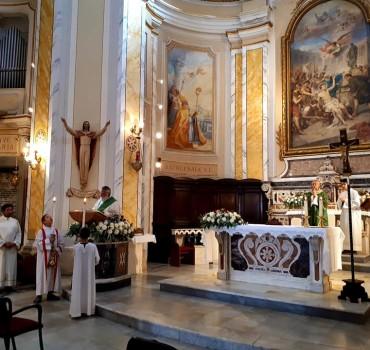 2018 09 16 - San Lorenzo Parrochia Isola Liri - XXIV domenica del tempo ordinario -Chi sono io per te - 002