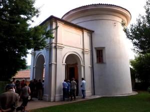 2018 09 18 - San Lorenzo Parrochia Isola Liri - Celebrazione eucaristica presso la cappella della Madonna delle Grazie - 001