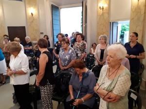 2018 09 18 - San Lorenzo Parrochia Isola Liri - Celebrazione eucaristica presso la cappella della Madonna delle Grazie - 003