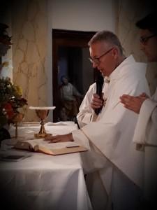 2018 09 18 - San Lorenzo Parrochia Isola Liri - Celebrazione eucaristica presso la cappella della Madonna delle Grazie - 004