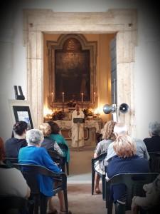 2018 09 18 - San Lorenzo Parrochia Isola Liri - Celebrazione eucaristica presso la cappella della Madonna delle Grazie - 006