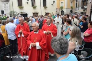 San Lorenzo Parrocchia - Isola del Liri - Festa del SS. Crocifisso 2019 - 007