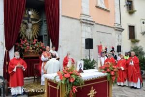 San Lorenzo Parrocchia - Isola del Liri - Festa del SS. Crocifisso 2019 - 008