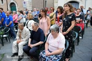 San Lorenzo Parrocchia - Isola del Liri - Festa del SS. Crocifisso 2019 - 011