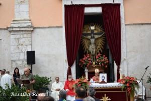 San Lorenzo Parrocchia - Isola del Liri - Festa del SS. Crocifisso 2019 - 013