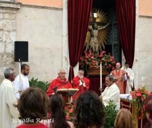 San Lorenzo Parrocchia - Isola del Liri - Festa del SS. Crocifisso 2019 - 014