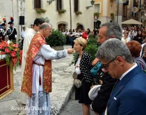 San Lorenzo Parrocchia - Isola del Liri - Festa del SS. Crocifisso 2019 - 020