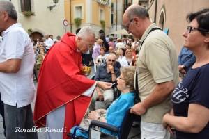 San Lorenzo Parrocchia - Isola del Liri - Festa del SS. Crocifisso 2019 - 022