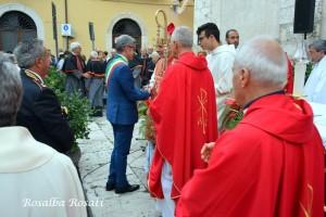 San Lorenzo Parrocchia - Isola del Liri - Festa del SS. Crocifisso 2019 - 023