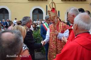 San Lorenzo Parrocchia - Isola del Liri - Festa del SS. Crocifisso 2019 - 024
