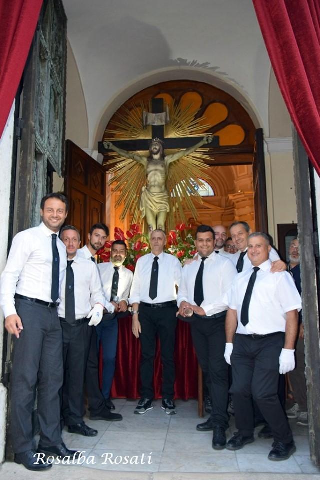 San Lorenzo Parrocchia - Isola del Liri - Festa del SS. Crocifisso 2019 - 026
