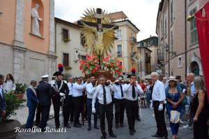 San Lorenzo Parrocchia - Isola del Liri - Festa del SS. Crocifisso 2019 - 029