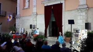 San Lorenzo Parrocchia - Isola del Liri - Festa del SS. Crocifisso 2019 - Premiazione Debora Bovenga - 006
