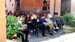 San Lorenzo Parrocchia - Isola del Liri - Festa del SS. Crocifisso 2019 - Premiazione Debora Bovenga - 007
