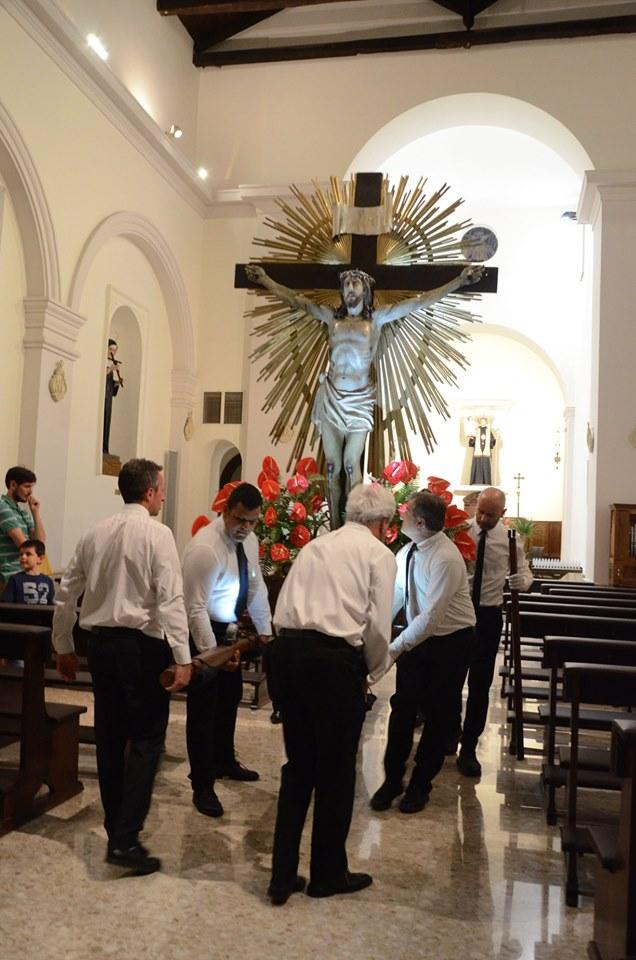 San Lorenzo Parrocchia - Isola del Liri - Festa del SS. Crocifisso 2019 - Romolo Lecce - 101
