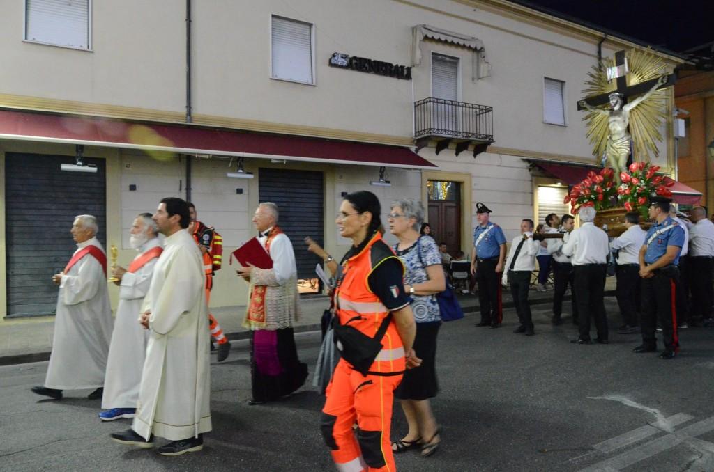 San Lorenzo Parrocchia - Isola del Liri - Festa del SS. Crocifisso 2019 - Romolo Lecce - 108