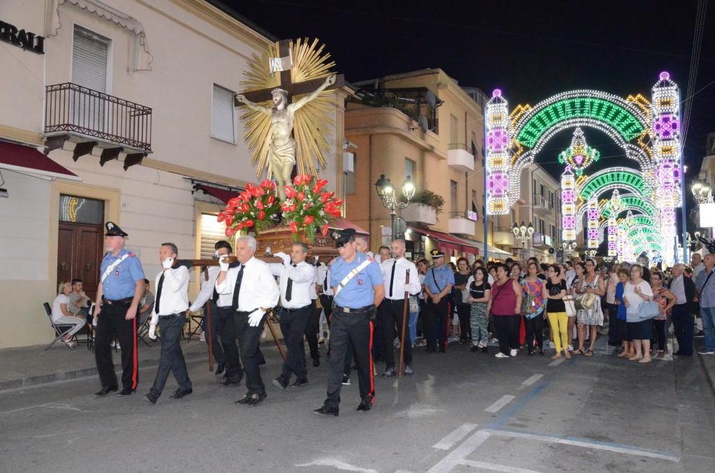 San Lorenzo Parrocchia - Isola del Liri - Festa del SS. Crocifisso 2019 - Romolo Lecce - 109
