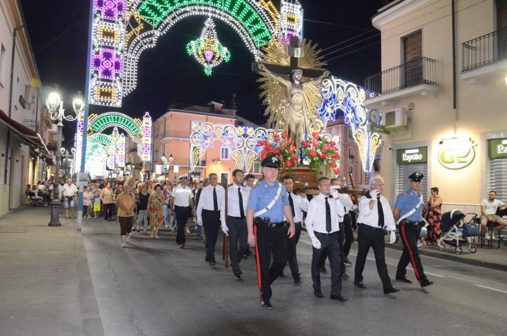 San Lorenzo Parrocchia - Isola del Liri - Festa del SS. Crocifisso 2019 - Romolo Lecce - 110
