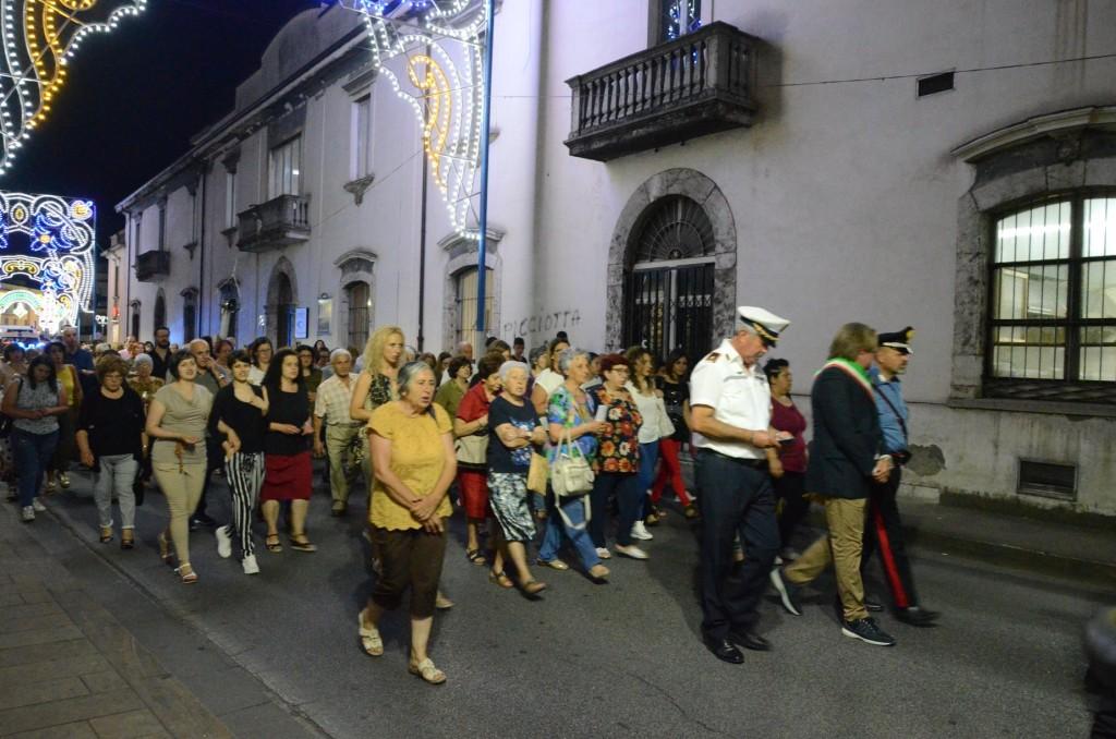 San Lorenzo Parrocchia - Isola del Liri - Festa del SS. Crocifisso 2019 - Romolo Lecce - 111