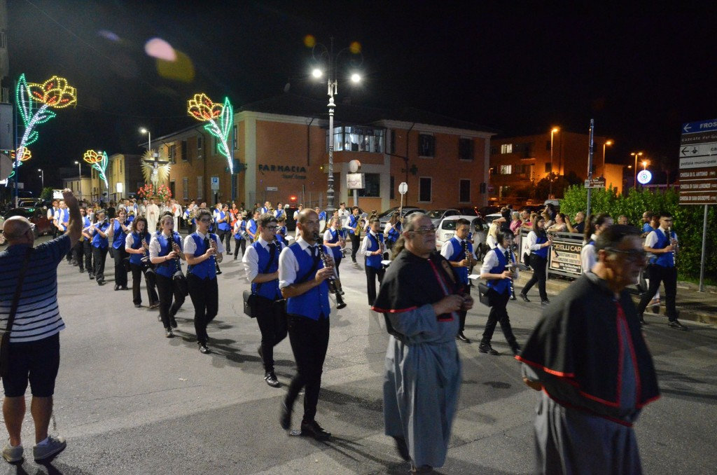 San Lorenzo Parrocchia - Isola del Liri - Festa del SS. Crocifisso 2019 - Romolo Lecce - 113