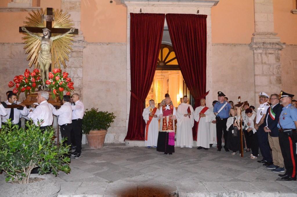 San Lorenzo Parrocchia - Isola del Liri - Festa del SS. Crocifisso 2019 - Romolo Lecce - 114