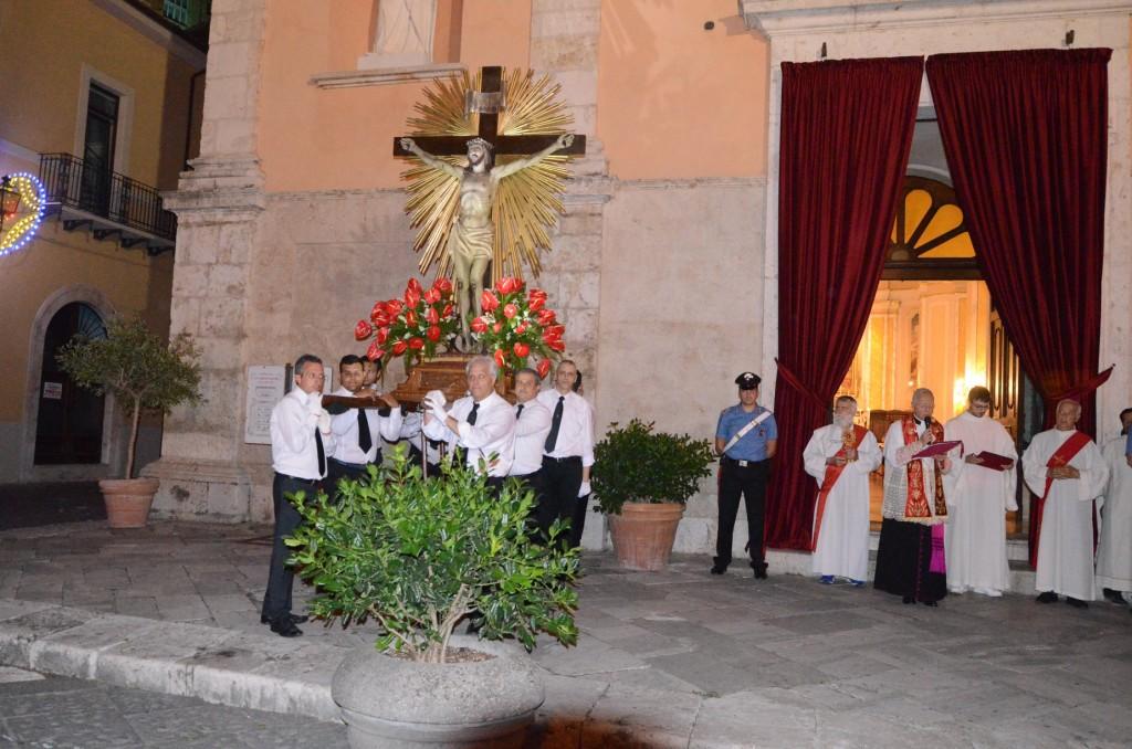San Lorenzo Parrocchia - Isola del Liri - Festa del SS. Crocifisso 2019 - Romolo Lecce - 115