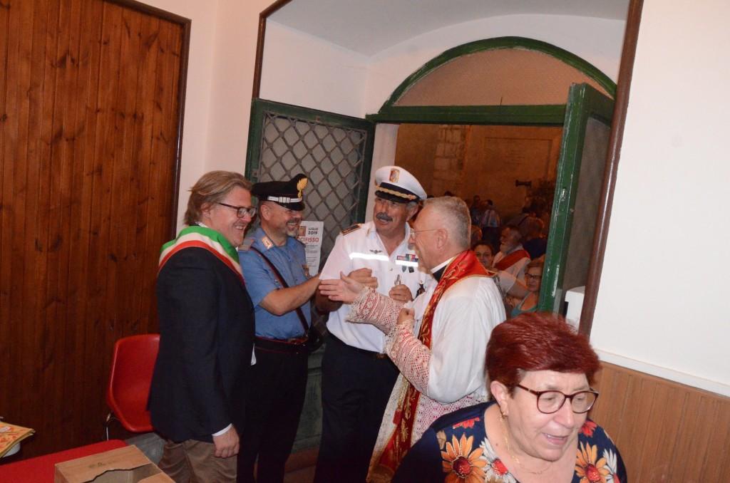 San Lorenzo Parrocchia - Isola del Liri - Festa del SS. Crocifisso 2019 - Romolo Lecce - 118