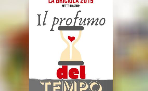 San Lorenzo Parrocchia IT - La Briciola 2019 - Il Profumo del Vento - Copertina