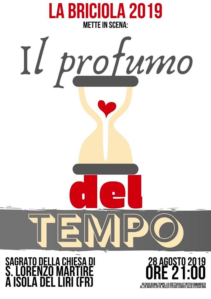 San Lorenzo Parrocchia IT - La Briciola 2019 - Il Profumo del Vento - Locandina
