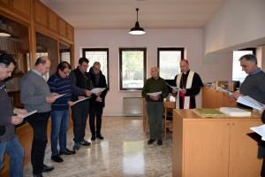 Parrocchia San Lorenzo Martire IT - Visita Pastorale - 001