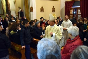 Parrocchia San Lorenzo Martire IT - Visita Pastorale - 022