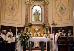 Parrocchia San Lorenzo Martire IT - Visita Pastorale - 033