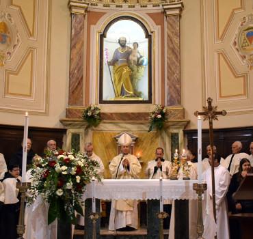 Parrocchia San Lorenzo Martire IT - Visita Pastorale - Copertina